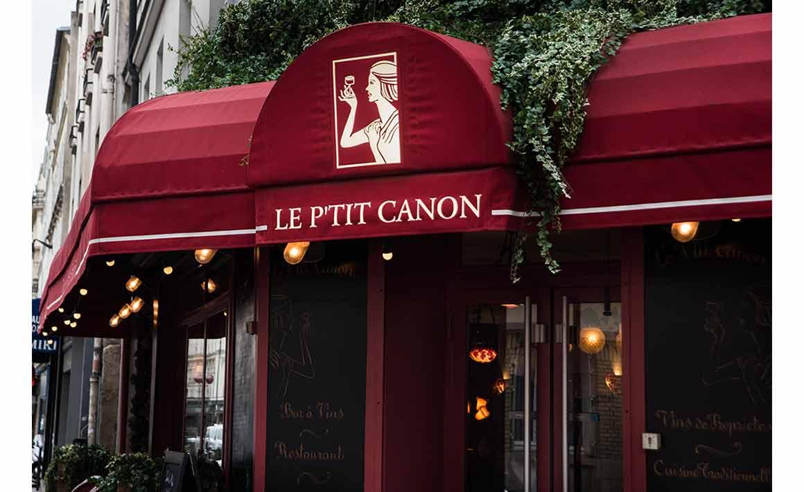Le P'tit Canon le restaurant