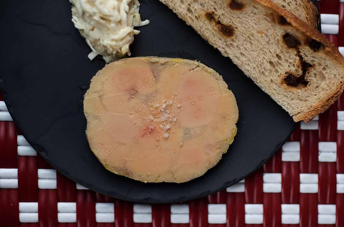 Le P'tit Canon foie gras
