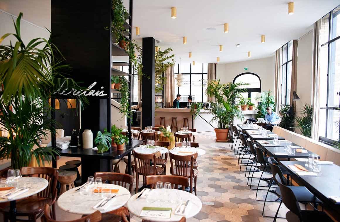 Restaurant Le Relais : La salle