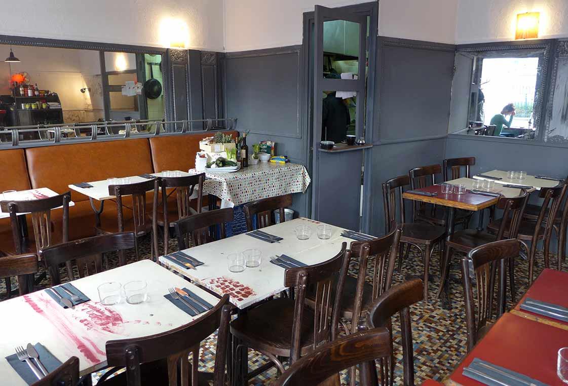Restaurant Le Rendez-Vous des Chauffeurs : La salle