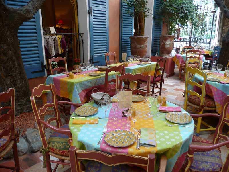 Restaurant Le Sud, Une salle du Restaurant