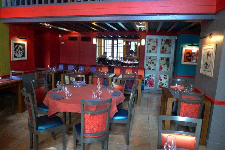 Restaurant Le Tintilou, la salle