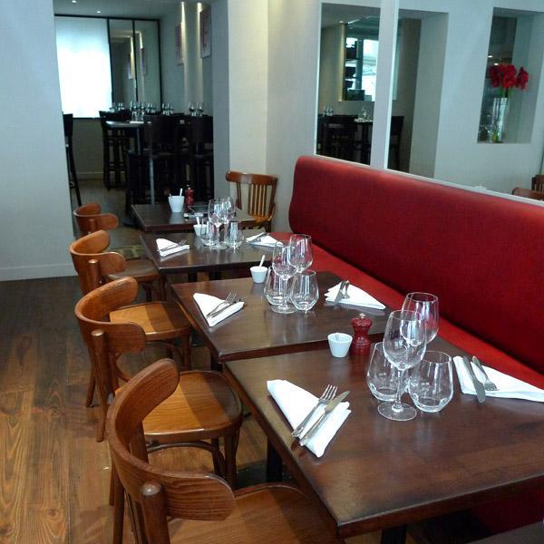 Restaurant Le Un, Ambiance et confort du restaurant