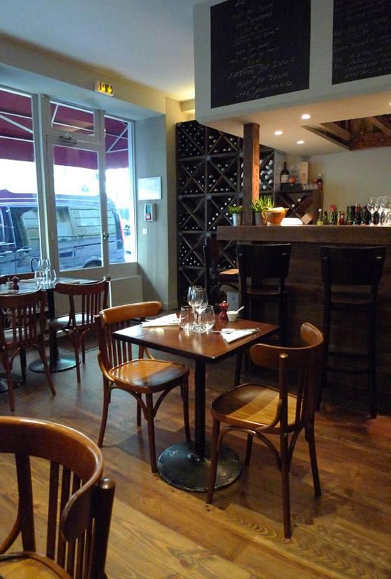 Restaurant Le Un, La salle