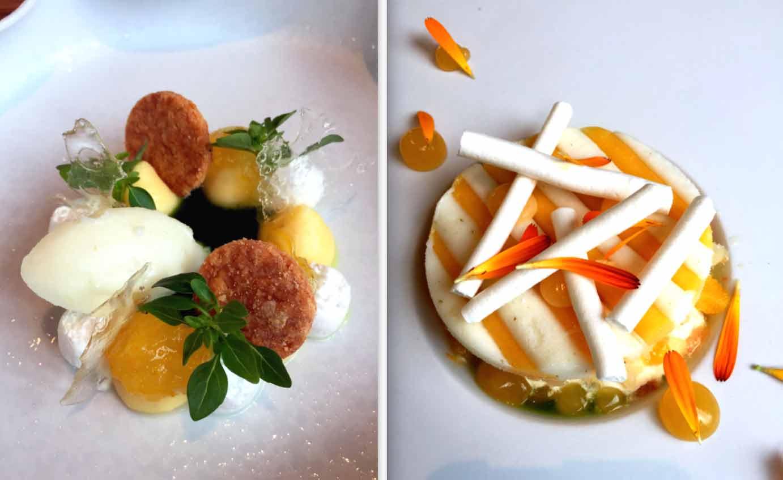 Restaurant Le Verbois : Sorbet basilic