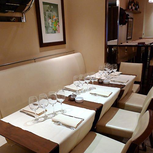 Restaurant Le Violon d'Ingres, la salle