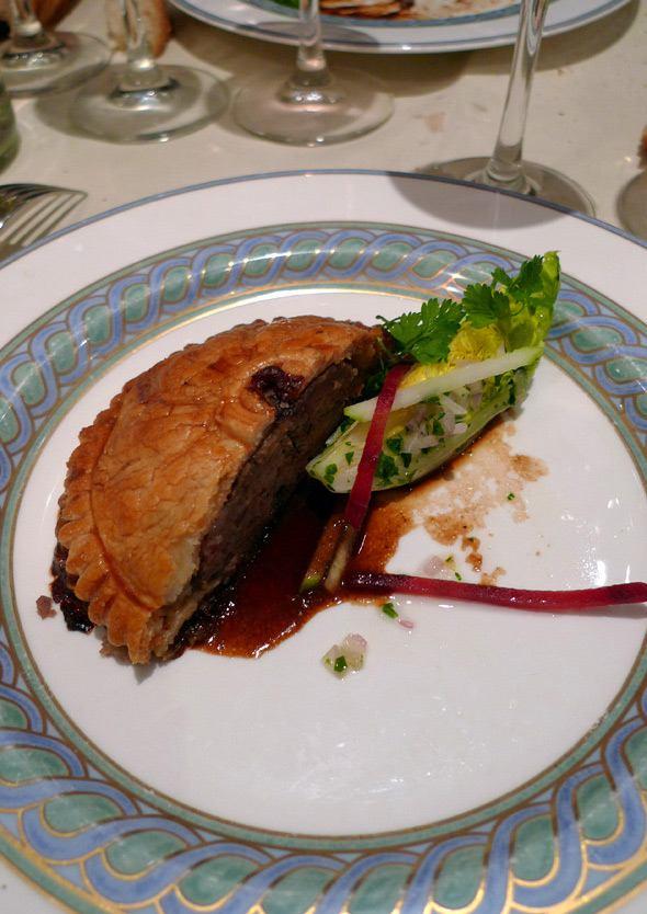 Restaurant Le Violon d'Ingres, Phitiviers de gibiers à plumes et poils,