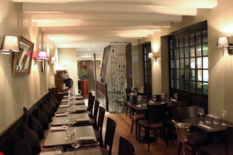 Restaurant Les Bistronomes, la salle