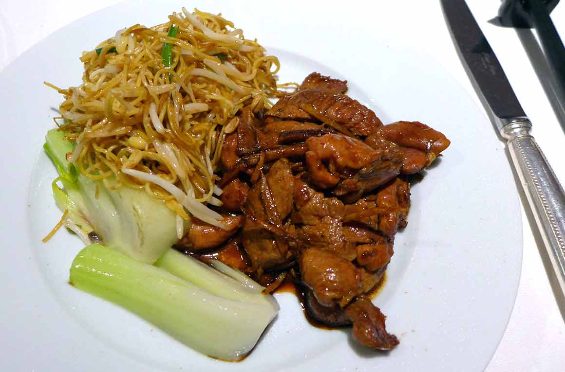 restaurant Chen chair du canard et nouilles