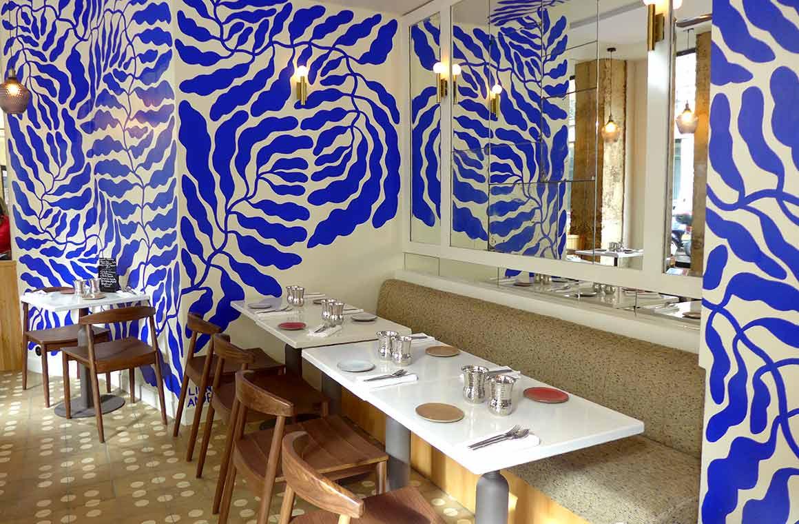 Restaurant Qasti la salle