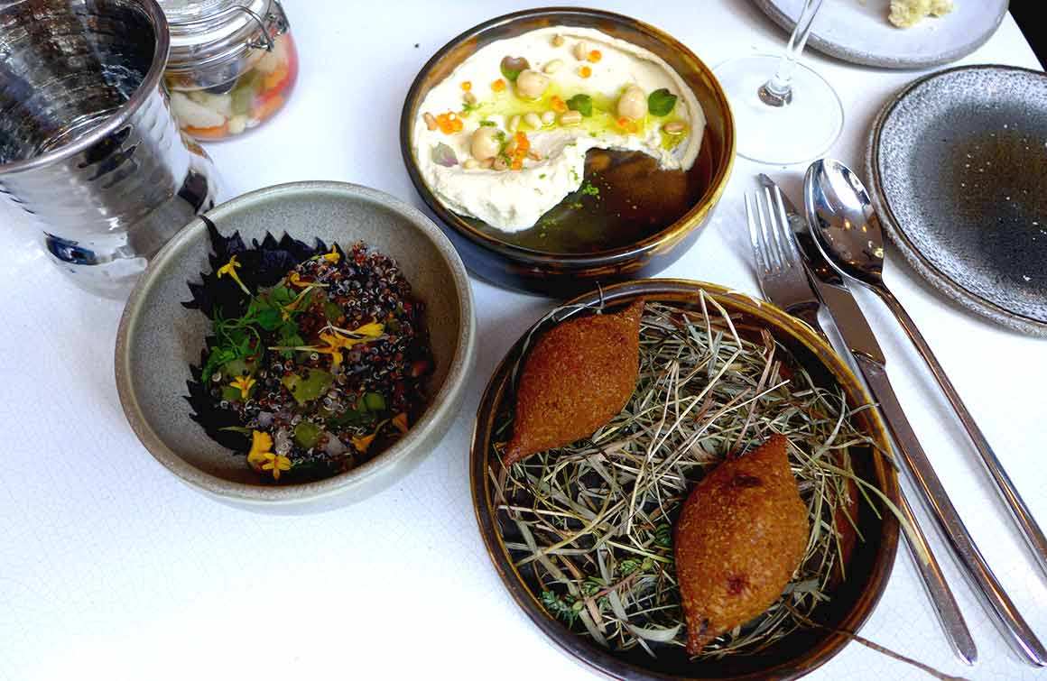 Restaurant Qasti mezzés