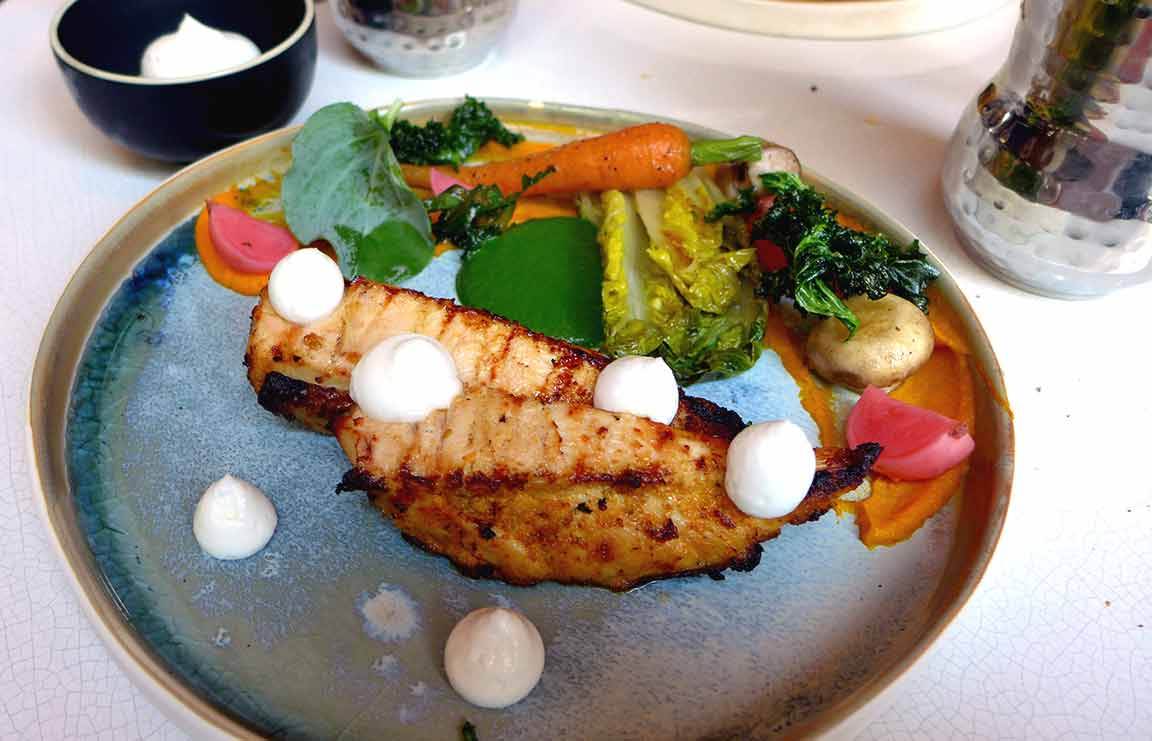 Restaurant Qasti volaille