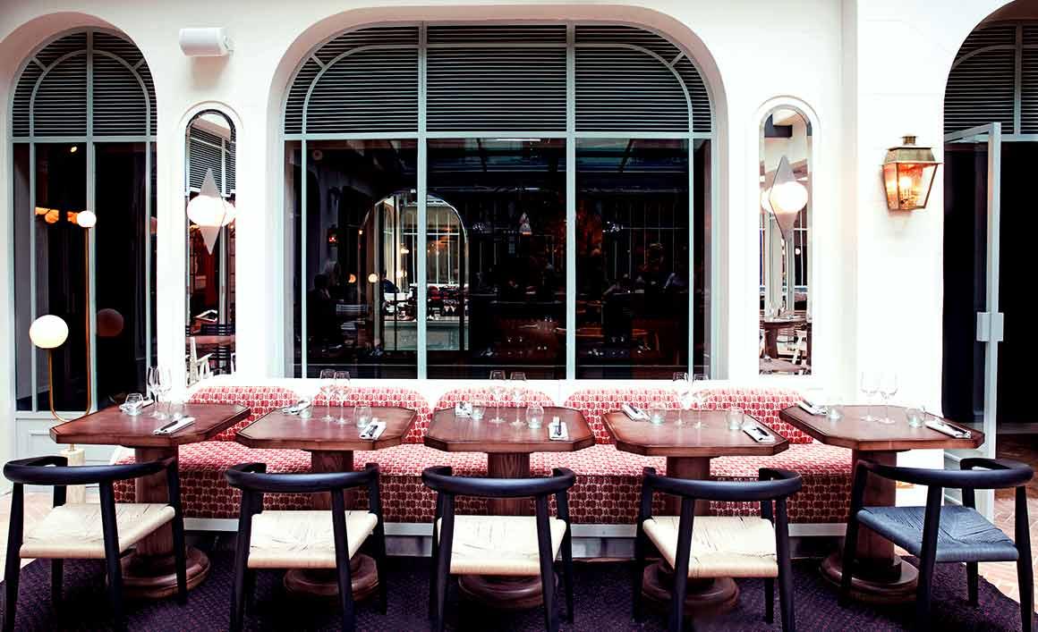 restaurant Grands Boulevards