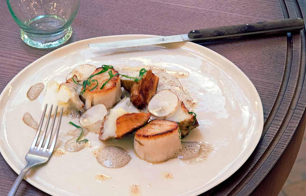 restaurant Grands Boulevards Saint-Jacques