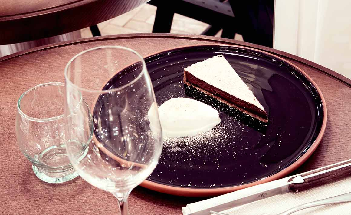 restaurant Grands Boulevards desserts