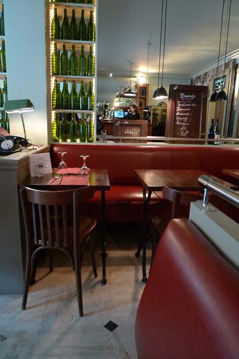 Bistrot Les Tontons 2, Ambiance bistrot