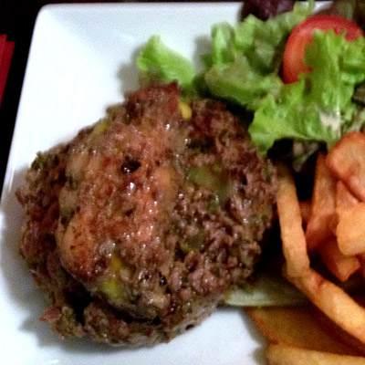 Restaurant Les Tontons Gobelins, tartare Rossini