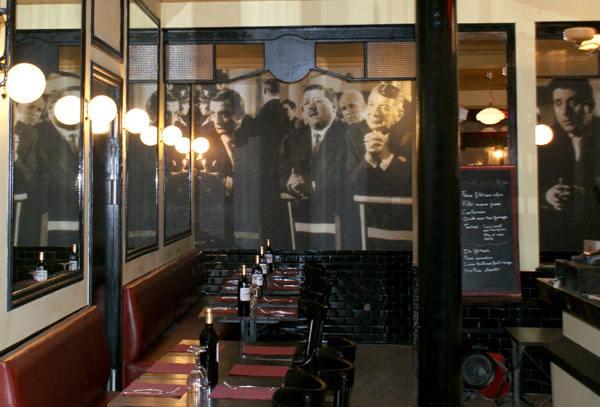 Restaurant Les Tontons Gobelins, le décor