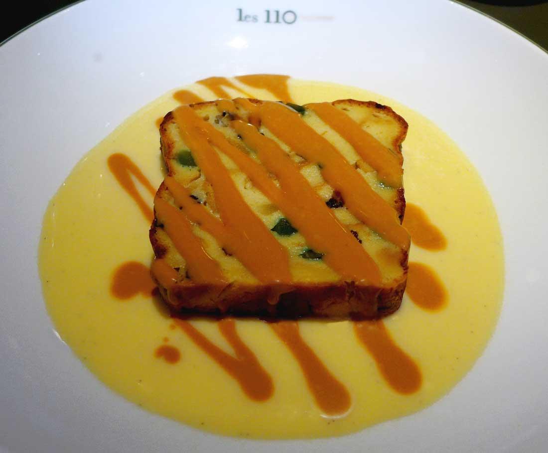 Restaurant Taillevent, English Pudding