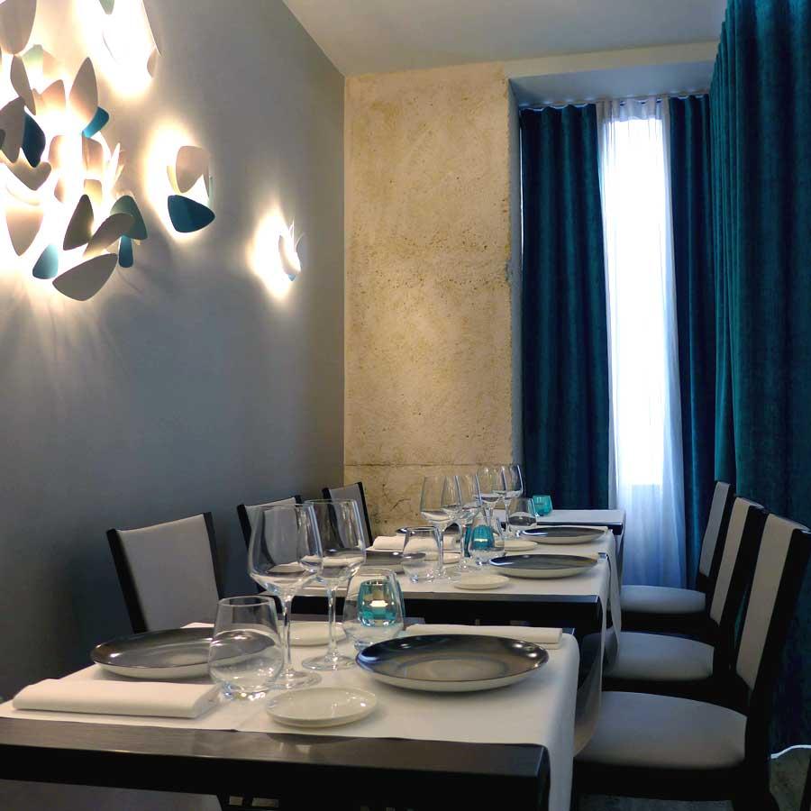 Restaurant Louis : La salle