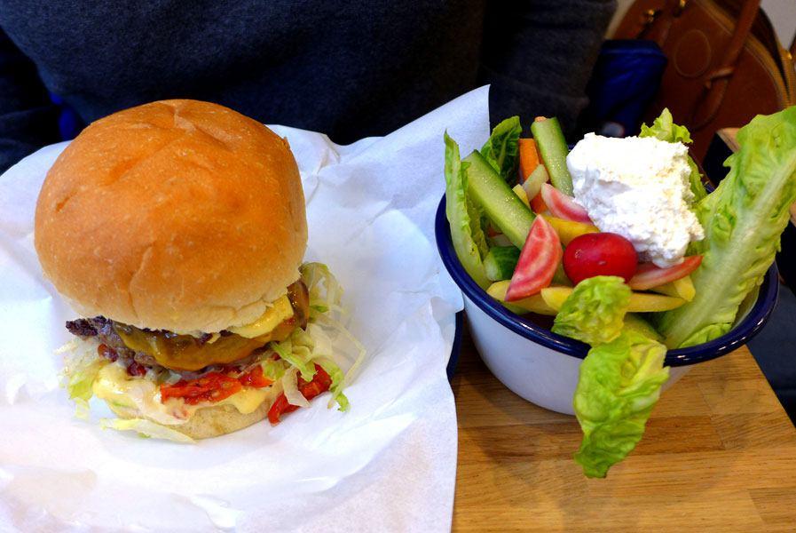 Restaurant Maison Burger, burger