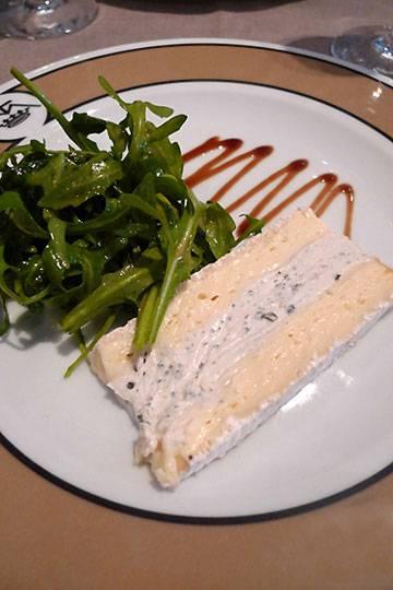 Maison de la Truffe, Le fromage de Brie à la truffe noire Melanosporum