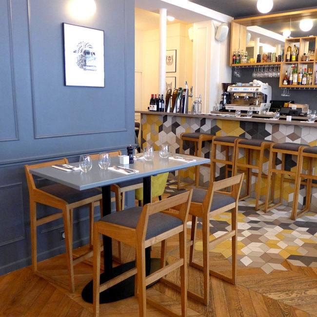 Restaurant Maison F : La salle