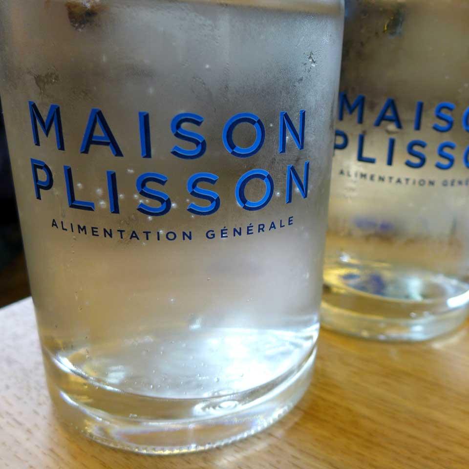 L'eau de la Maison Plisson