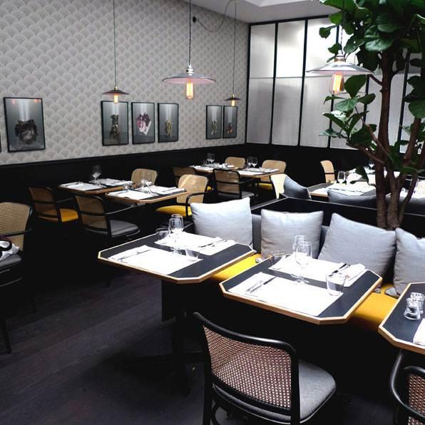 Restaurant Manger, la salle