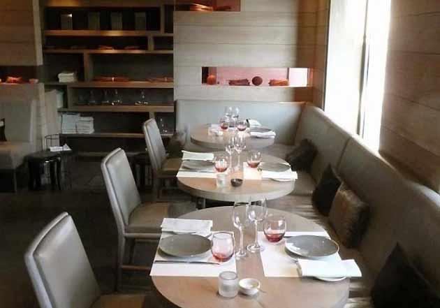 Restaurant Le Market : la salle