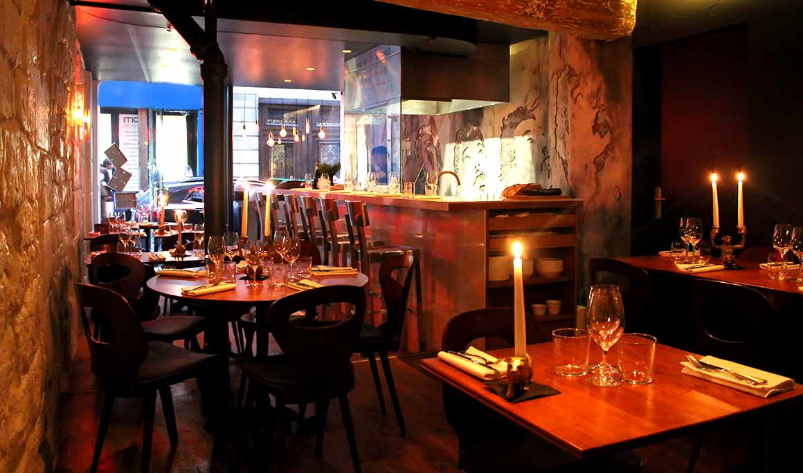 Restaurant Mister T : La salle