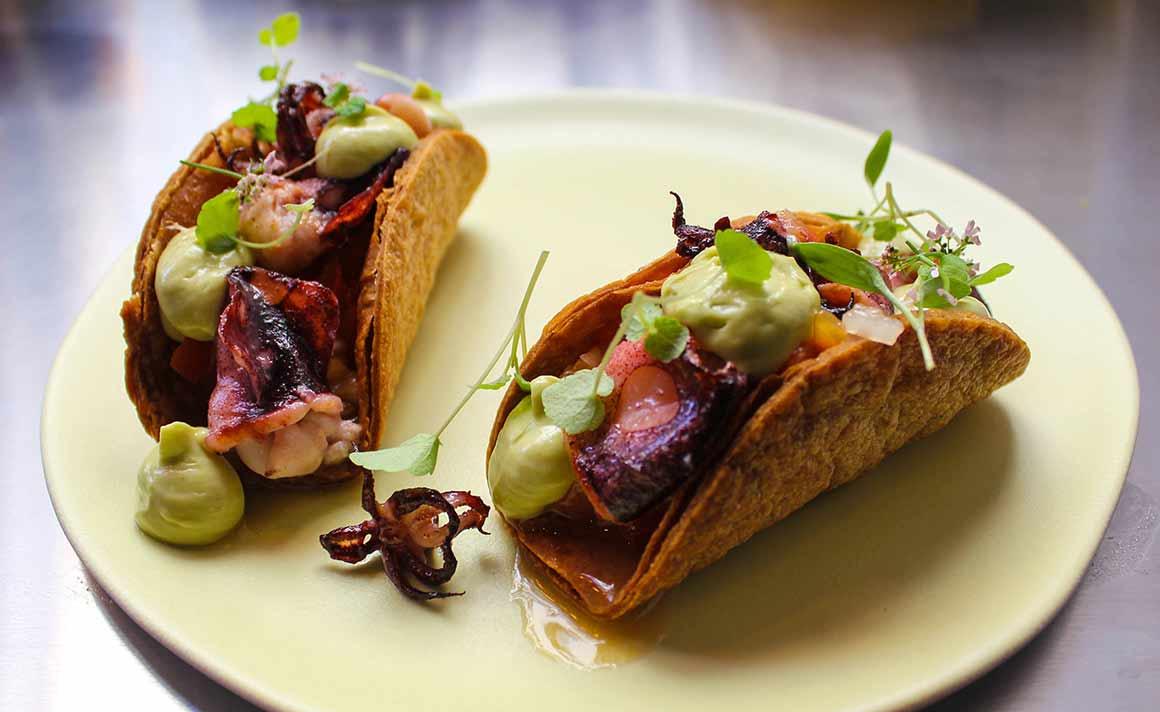 Restaurant Mister T : Tacos