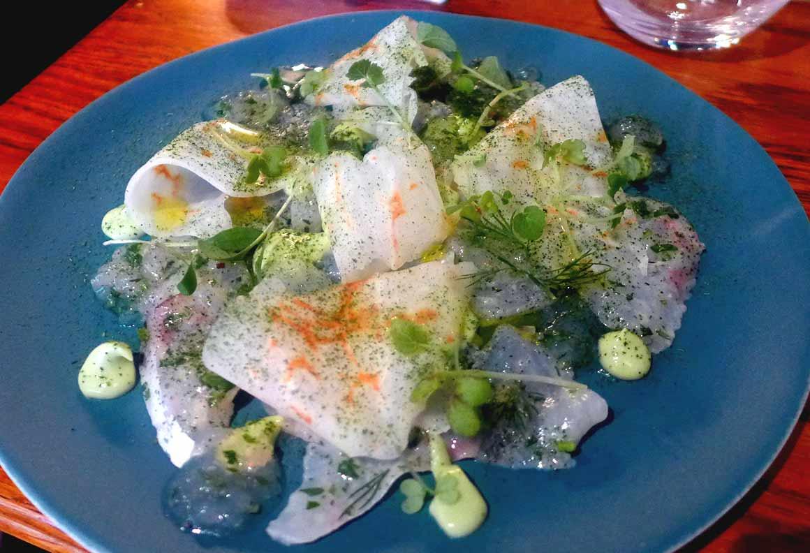 Restaurant Mister T : Ceviche