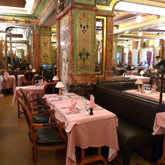 Brasserie Mollard, Superbe décor d'époque
