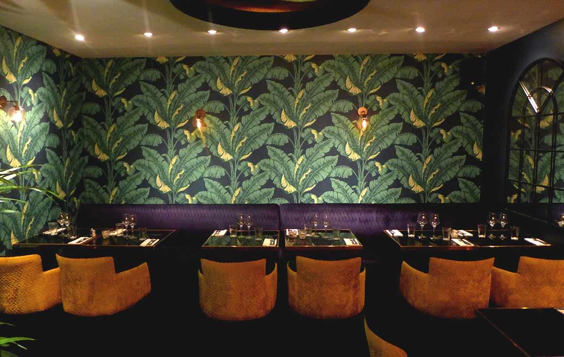 Restaurant Monkey, La salle