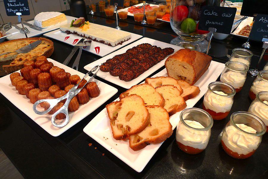 Restaurant Monument  Café : Grand choix de desserts