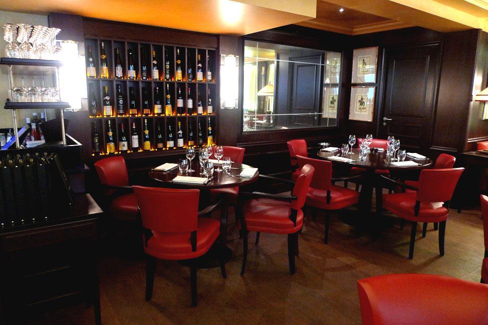 Restaurant Napoleone : La salle
