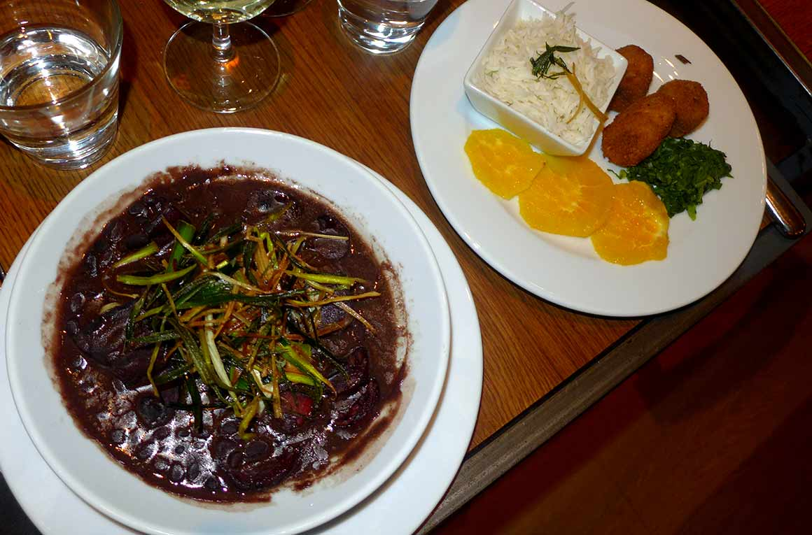Restaurant Niebe : Feijoada