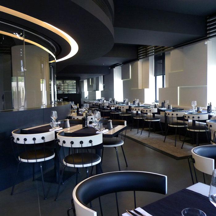 Restaurant Nolita, la salle