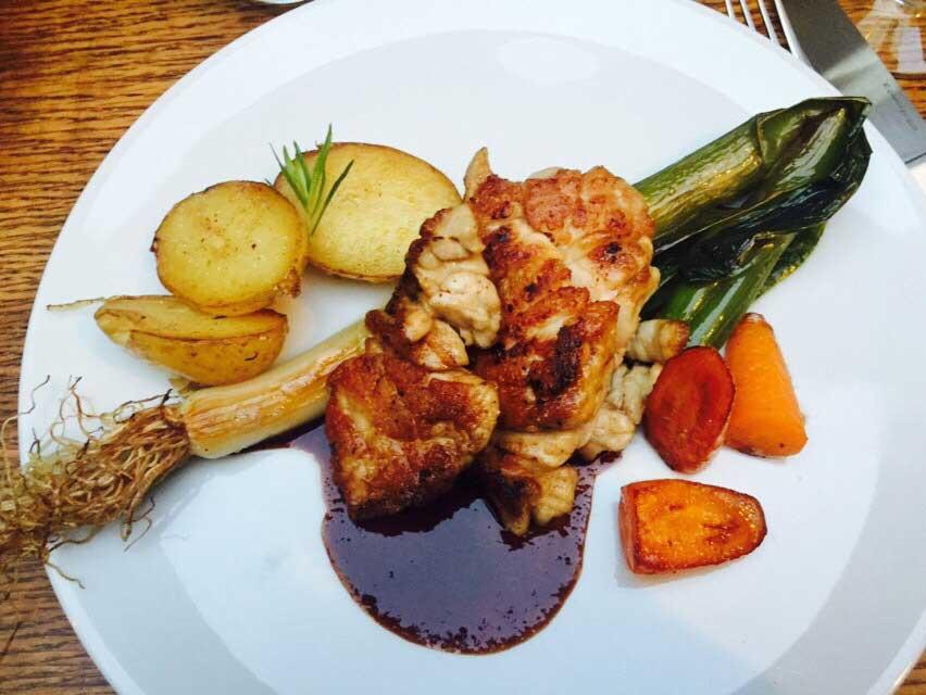 Restaurant O Divin : Ris de veau