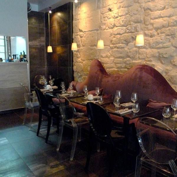 Restaurant Officina Schenatti, la salle