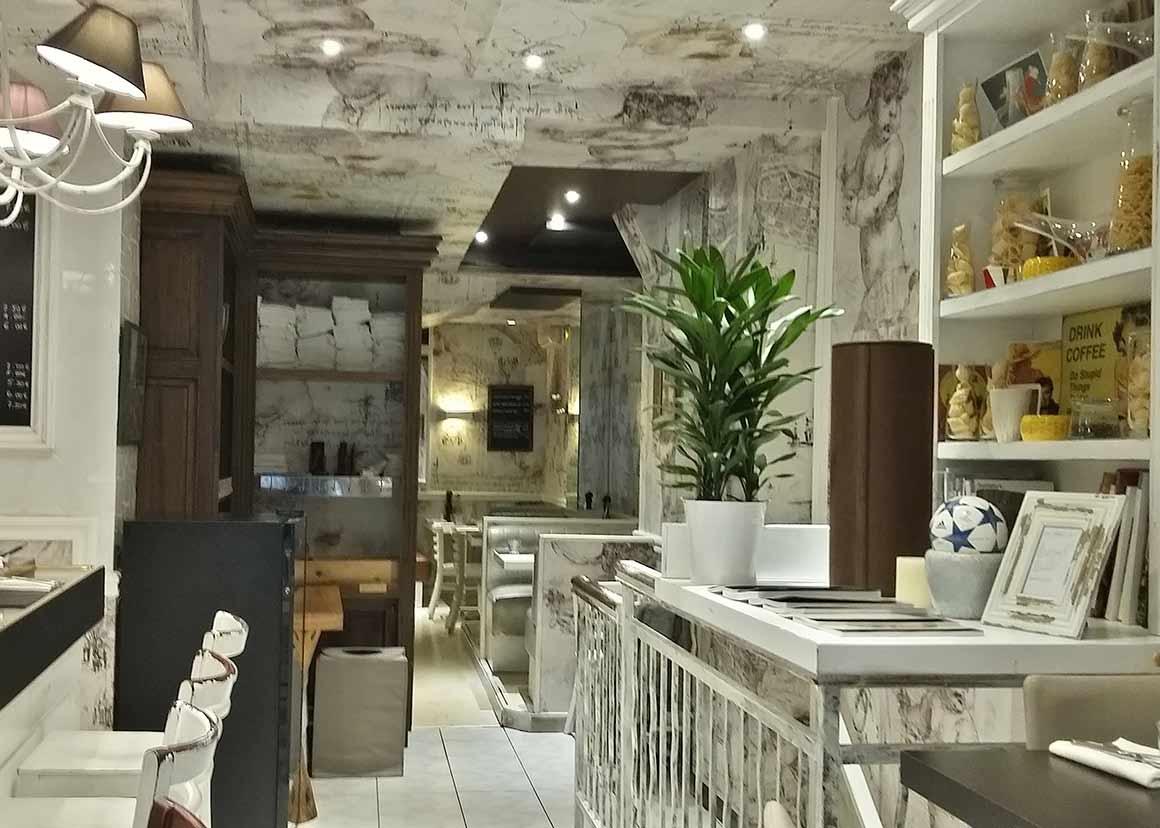 Restaurant Oliva : La salle