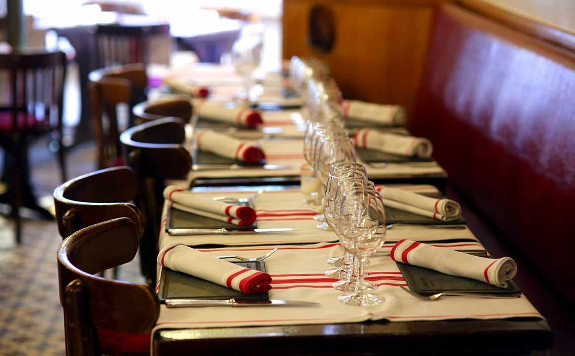 Restaurant Origins14 : La salle