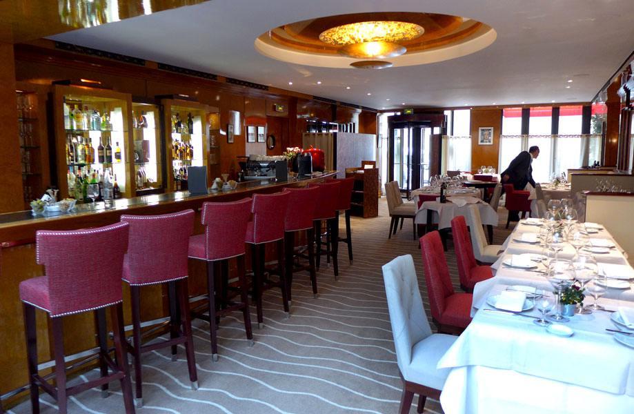 Restaurant Penati al Baretto : La salle