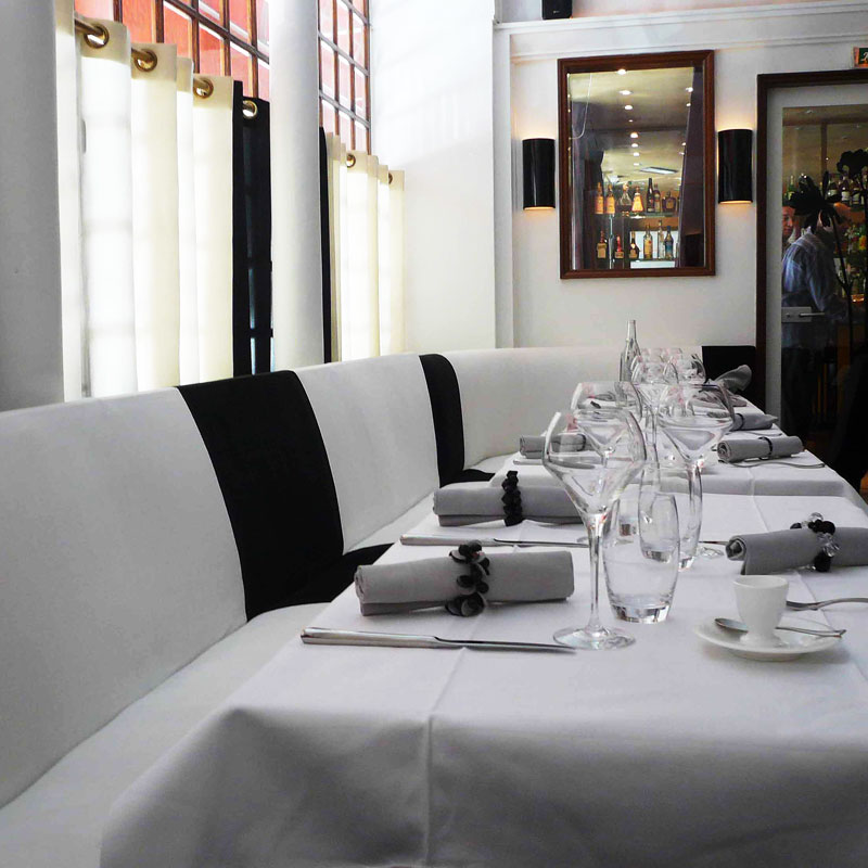 Restaurant Pierre, la salle