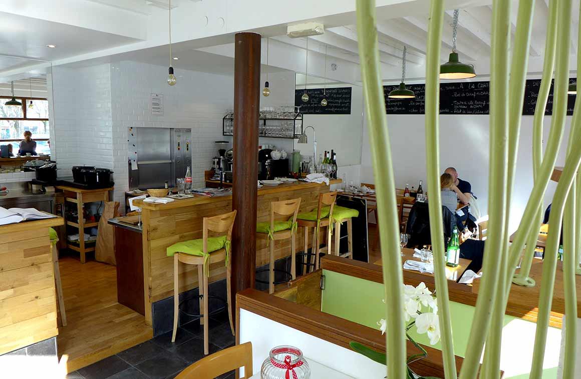 Restaurant Pimprenelle : La salle