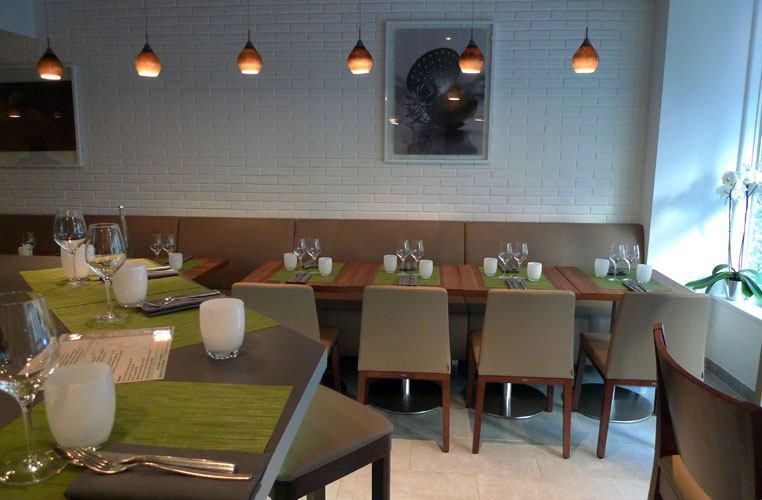 La salle du restaurant Pottoka