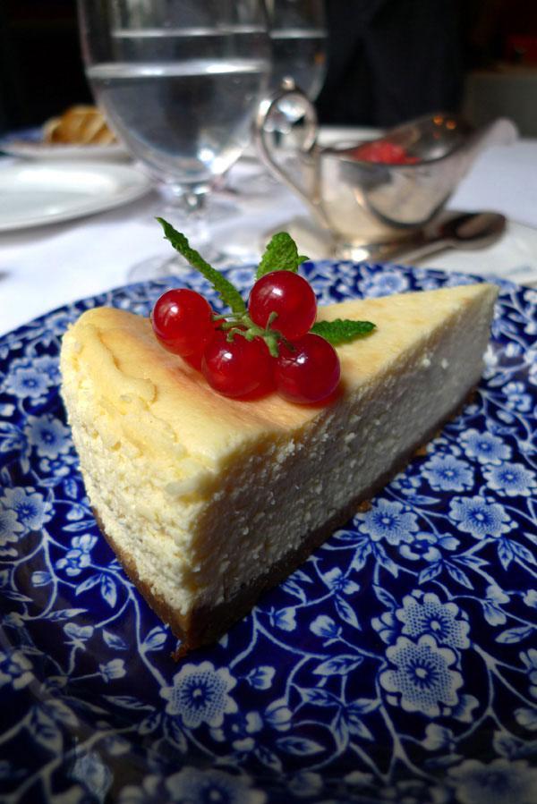 Ralph's Ralph Lauren : Cheesecake