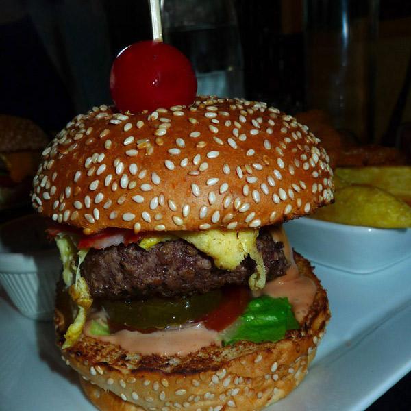 Restaurant Razowski, Ola Burger