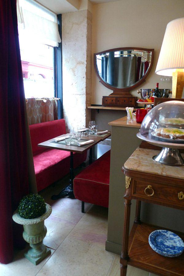 Restaurant Reed, Elégance et confort de la salle